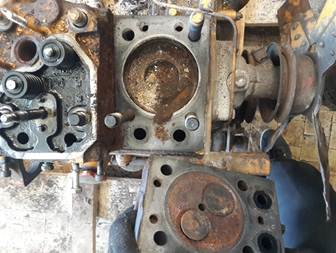 Двигатель Зетор 5201 руководство по Ремонту - картинка 4