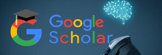 Google Scholar для поиска научных статей