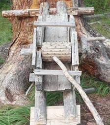 Дробилка кедровой шишки своими руками работа щековой дробилки в Новошахтинск