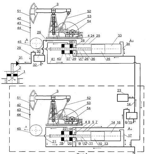 Схема установки компрессора